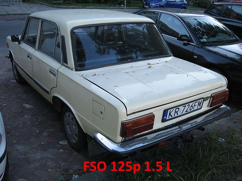 FSO 125p 1.5 L