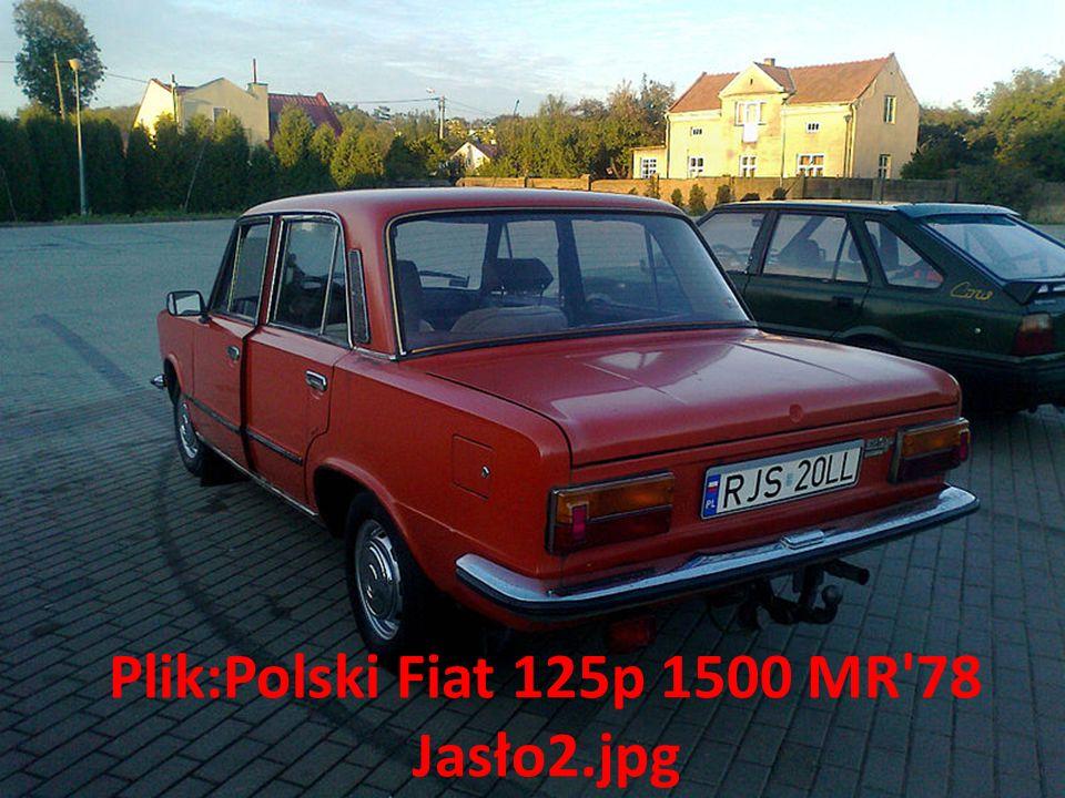 Plik:Polski Fiat 125p 1500 MR 78 Jasło2.jpg