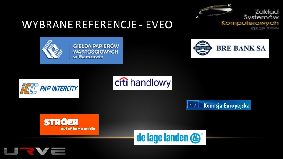 Wybrane referencje - EVEO