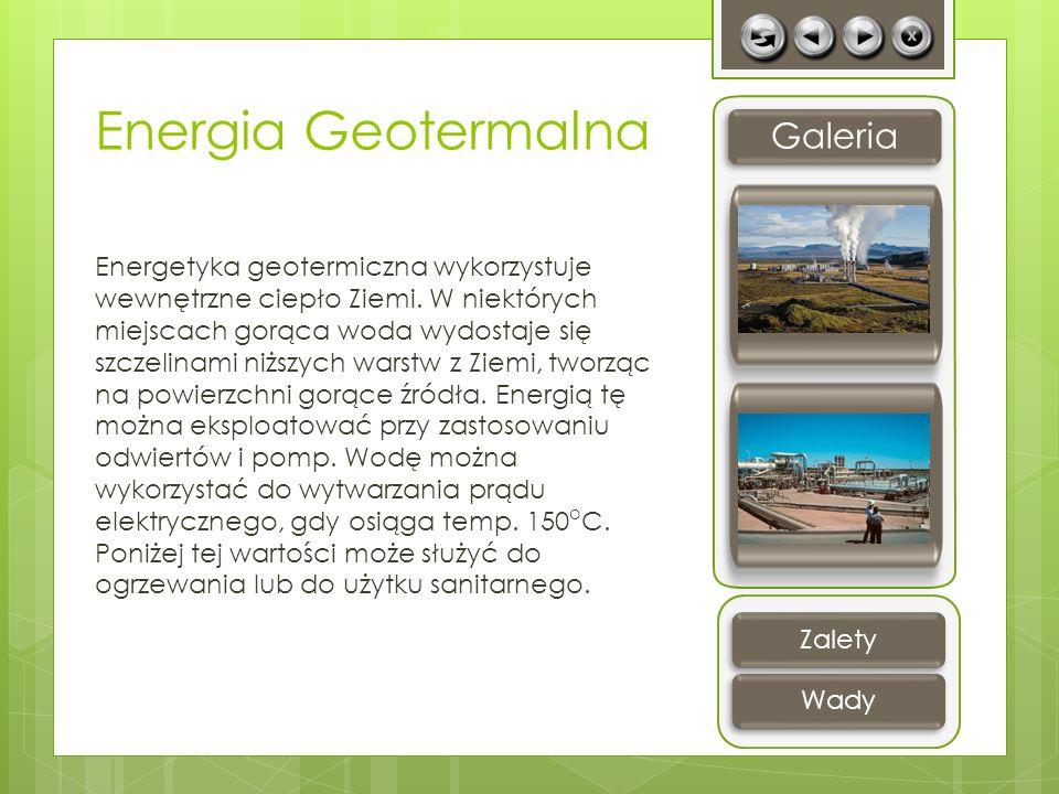 Energia Geotermalna Galeria