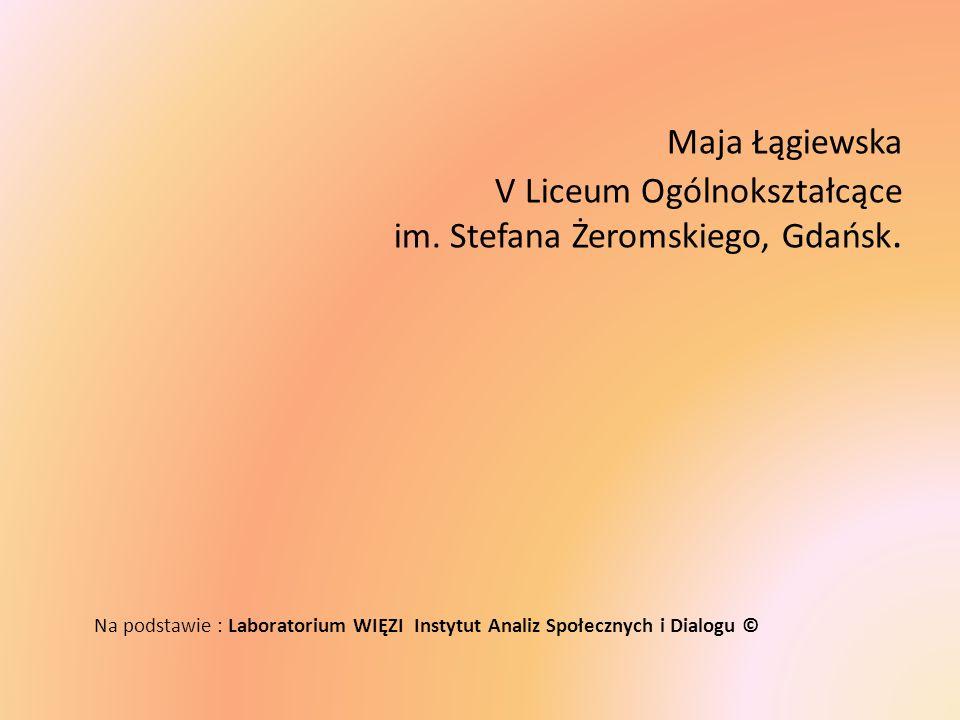 V Liceum Ogólnokształcące im. Stefana Żeromskiego, Gdańsk.