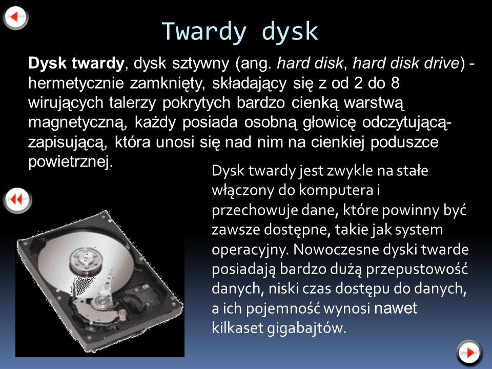 Twardy dysk