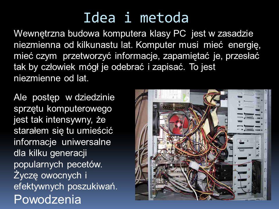 Idea i metoda