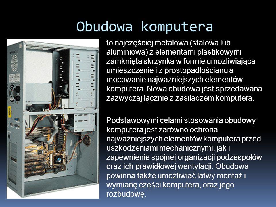 Obudowa komputera