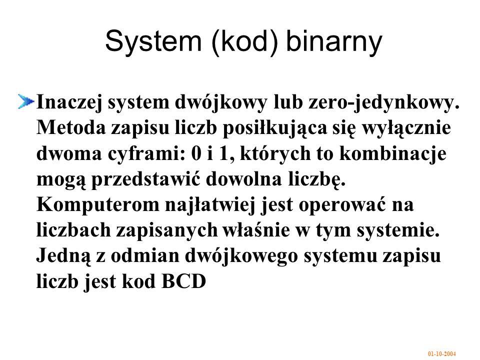 System (kod) binarny