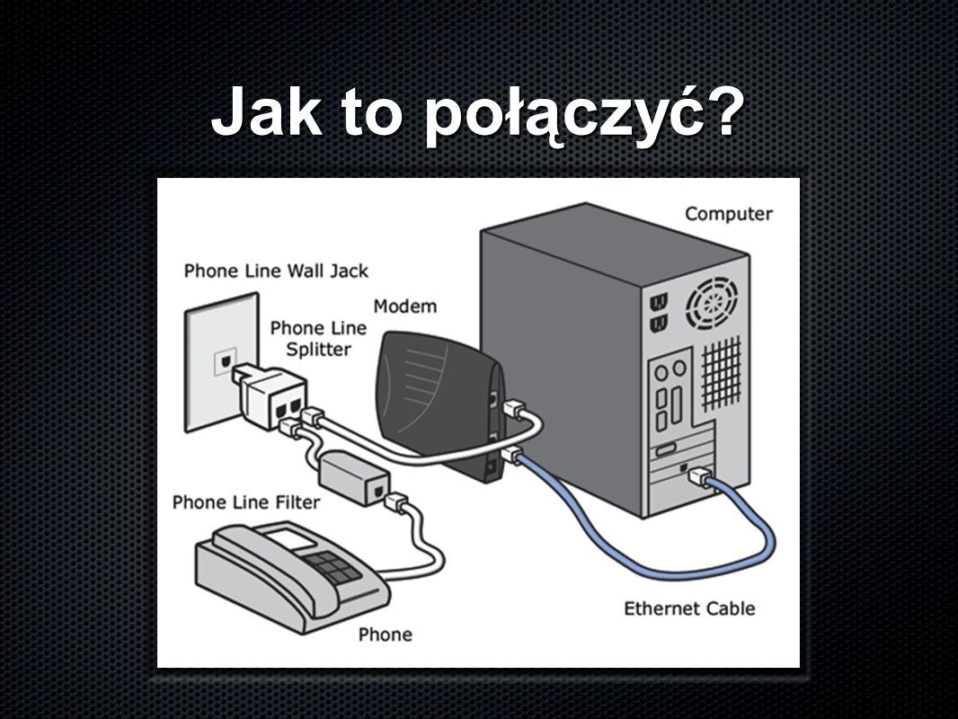 Jak to połączyć
