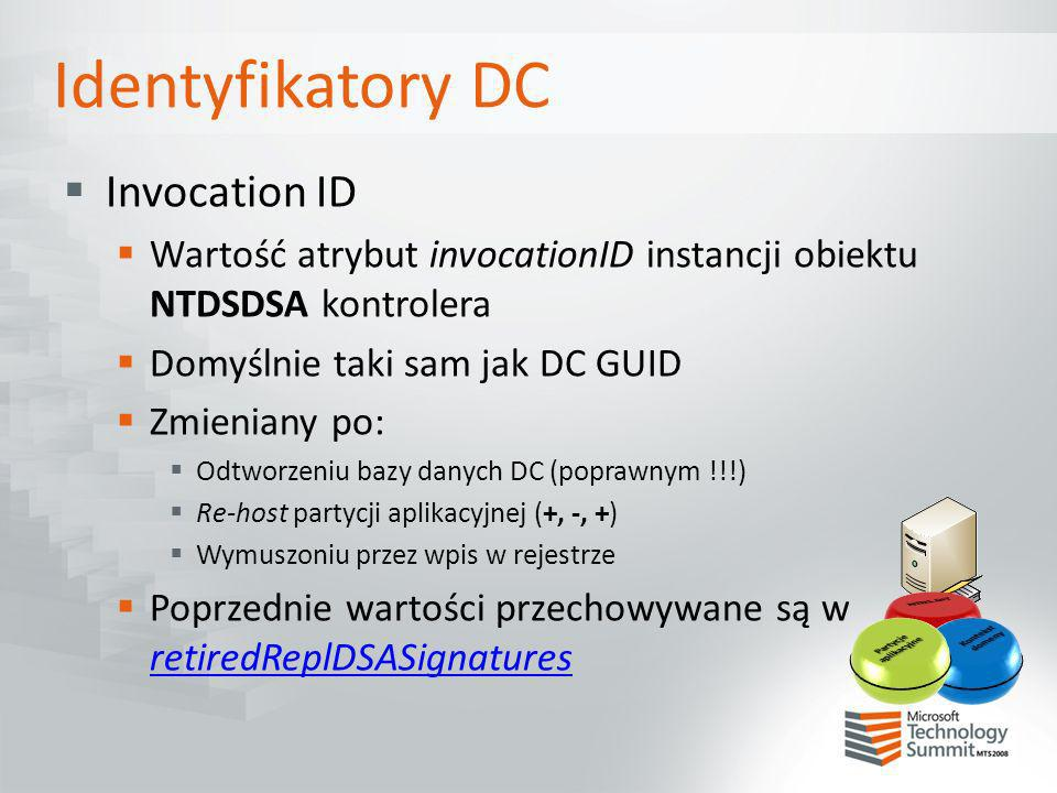 Identyfikatory DC Invocation ID