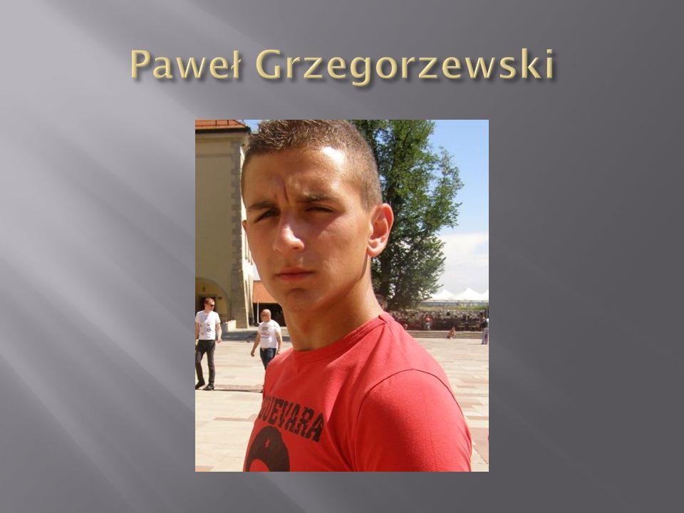 Paweł Grzegorzewski