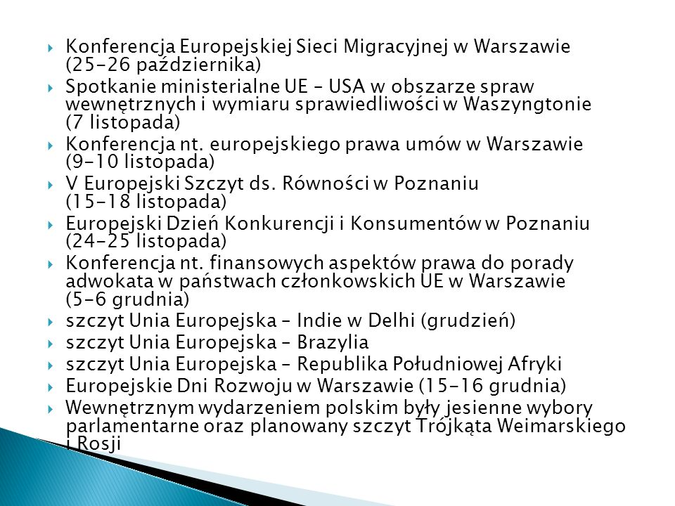 Konferencja Europejskiej Sieci Migracyjnej w Warszawie (25-26 października)