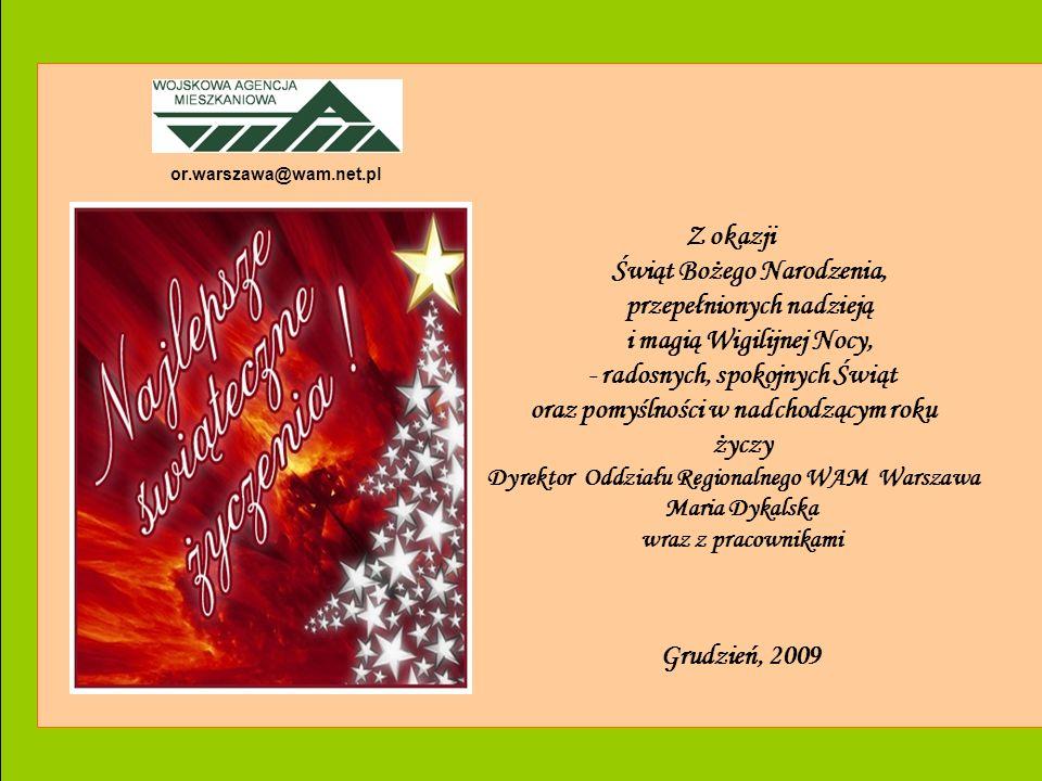 Z okazji or.warszawa@wam.net.pl Świąt Bożego Narodzenia,