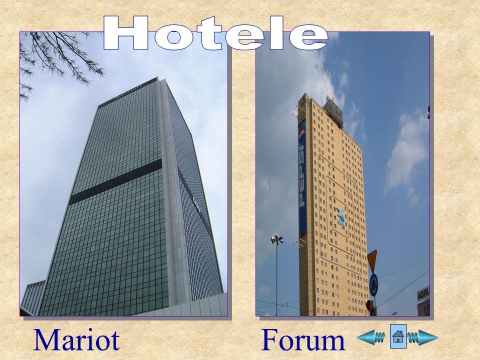 Hotele Mariot Forum