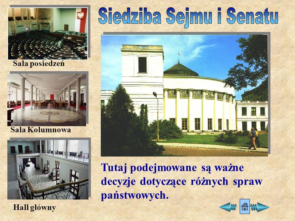 Siedziba Sejmu i Senatu