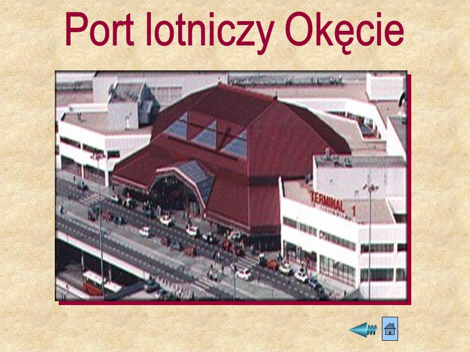 Port lotniczy Okęcie
