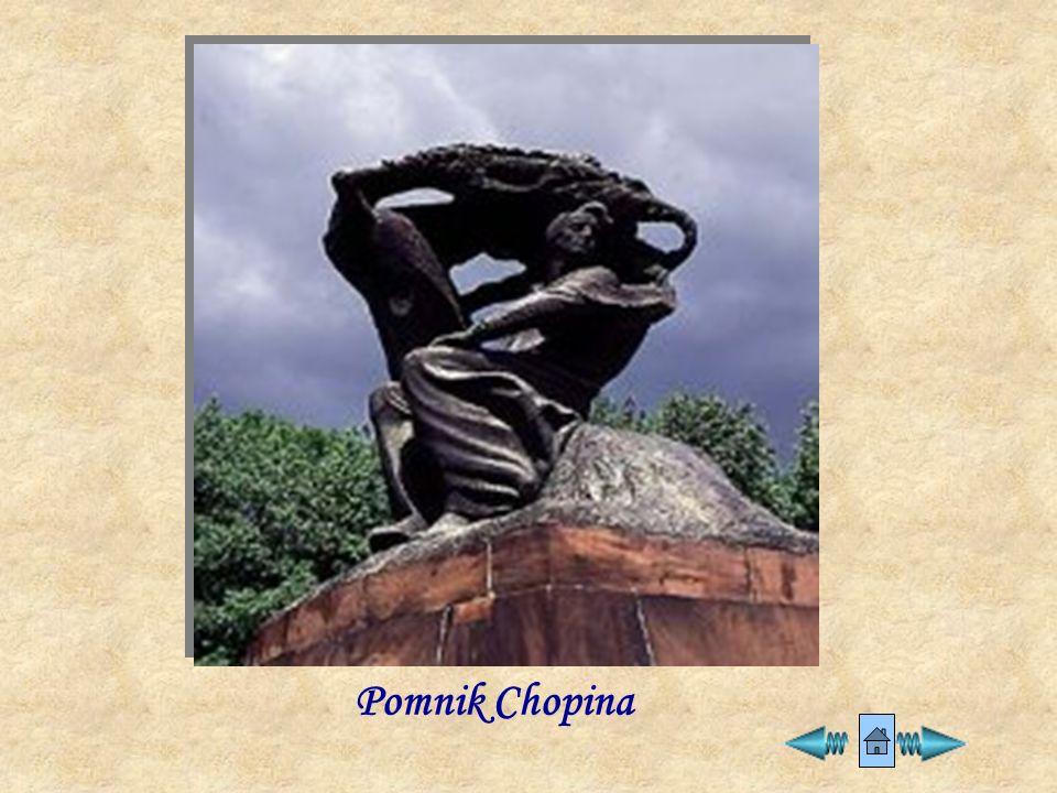 Pomnik Chopina