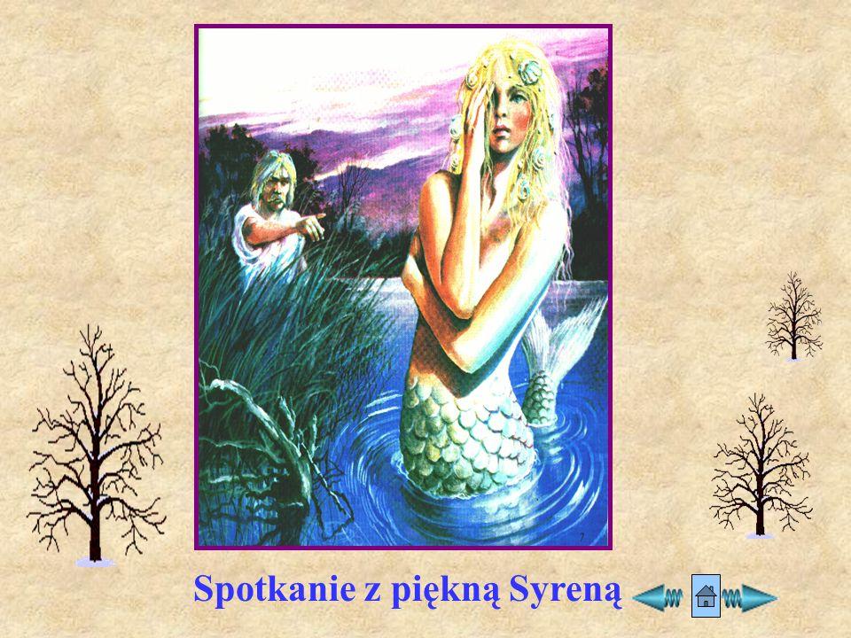 Spotkanie z piękną Syreną
