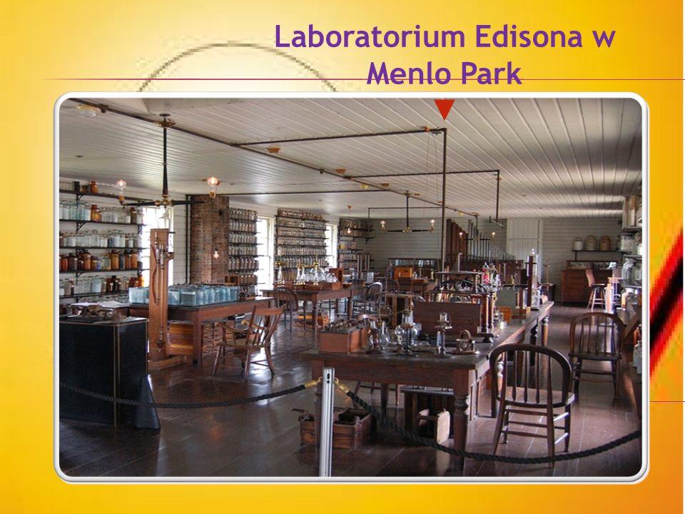 Laboratorium Edisona w Menlo Park
