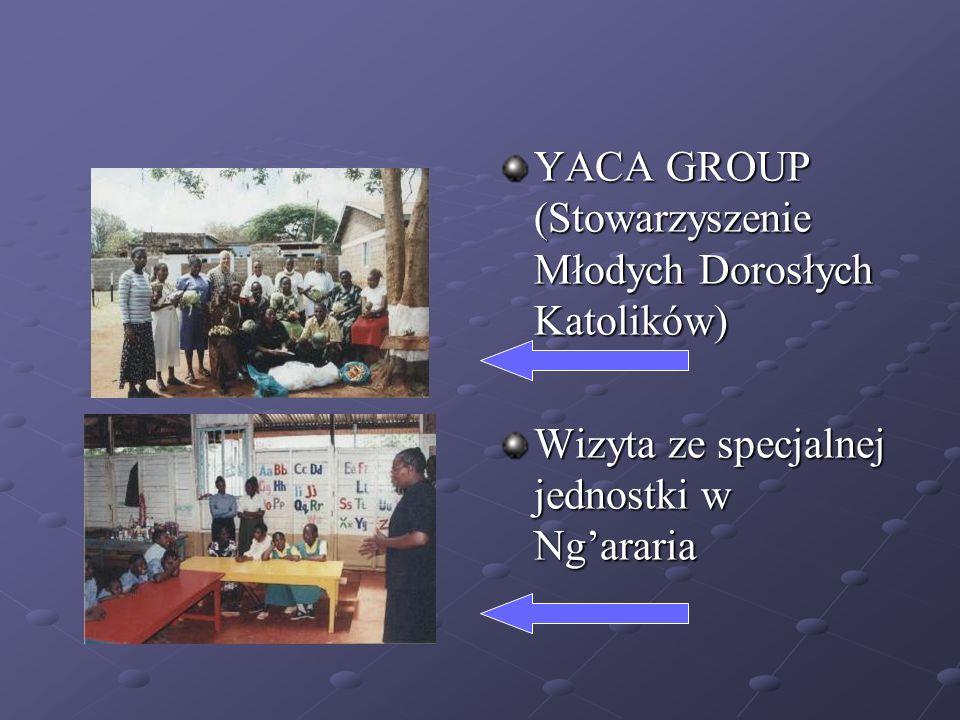 YACA GROUP (Stowarzyszenie Młodych Dorosłych Katolików)