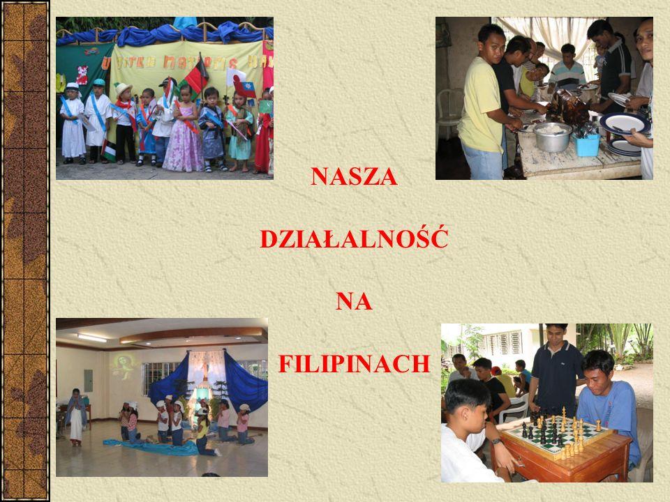 NASZA DZIAŁALNOŚĆ NA FILIPINACH