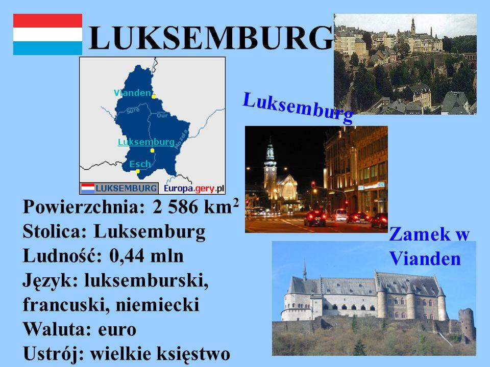 LUKSEMBURG Luksemburg