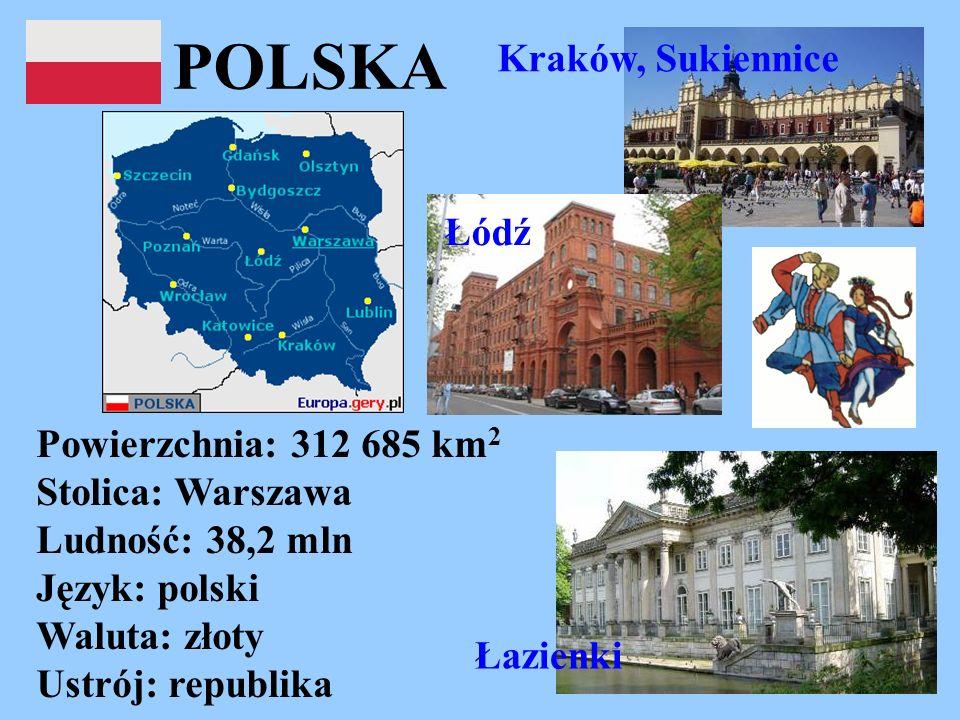 POLSKA Kraków, Sukiennice Łódź