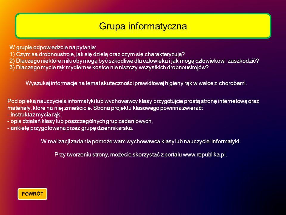 Przy tworzeniu strony, możecie skorzystać z portalu www.republika.pl.