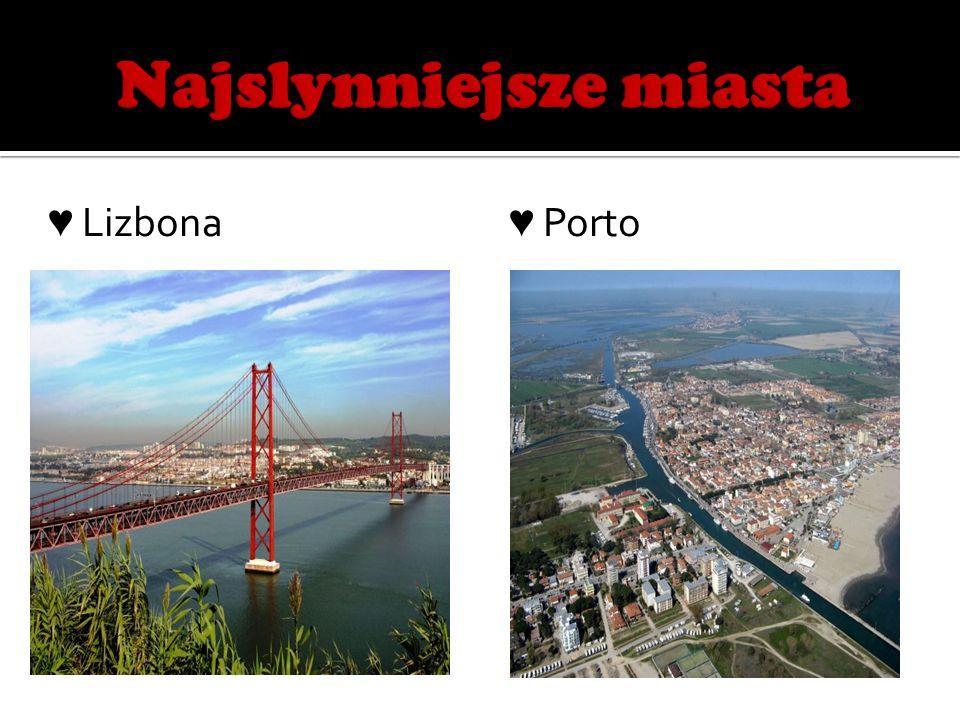 Najslynniejsze miasta