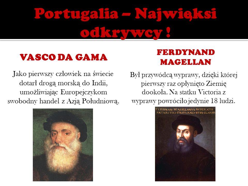 Portugalia – Najwie, ksi odkrywcy !