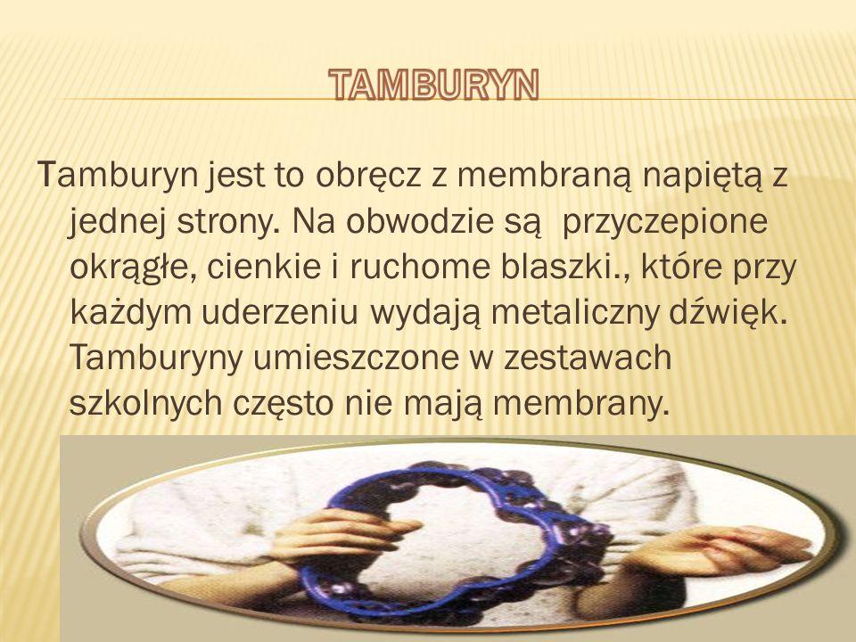 TAMBURYN