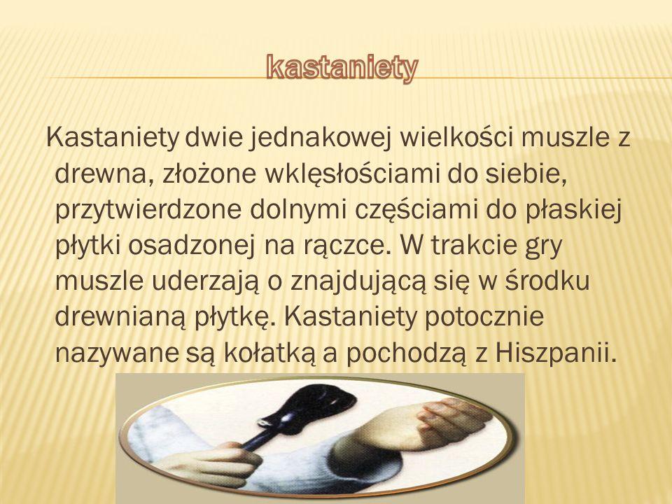kastaniety