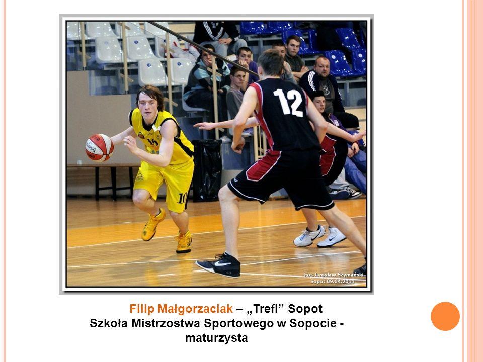 Szkoła Mistrzostwa Sportowego w Sopocie - maturzysta