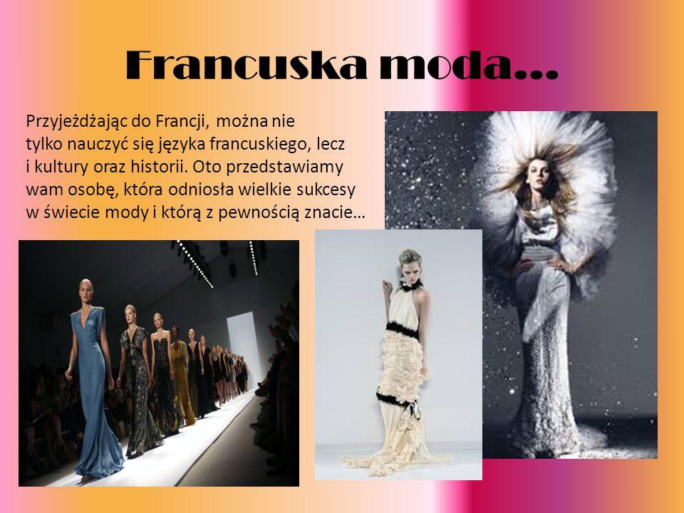 Francuska moda...