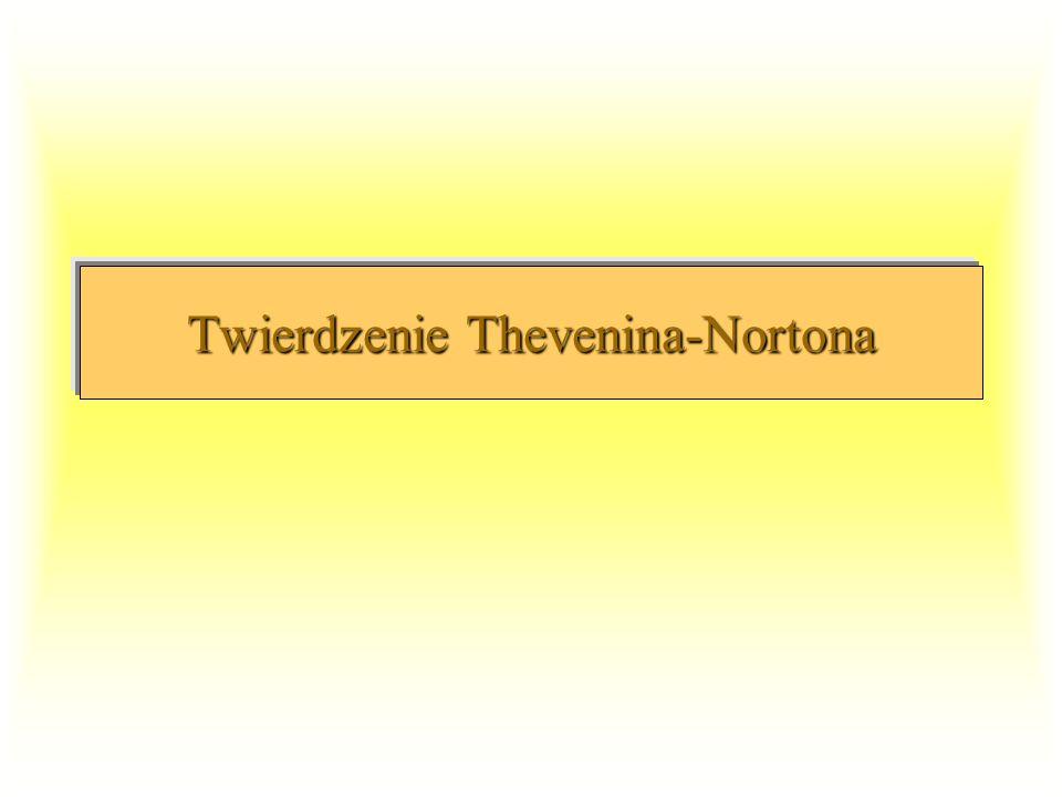 Twierdzenie Thevenina-Nortona