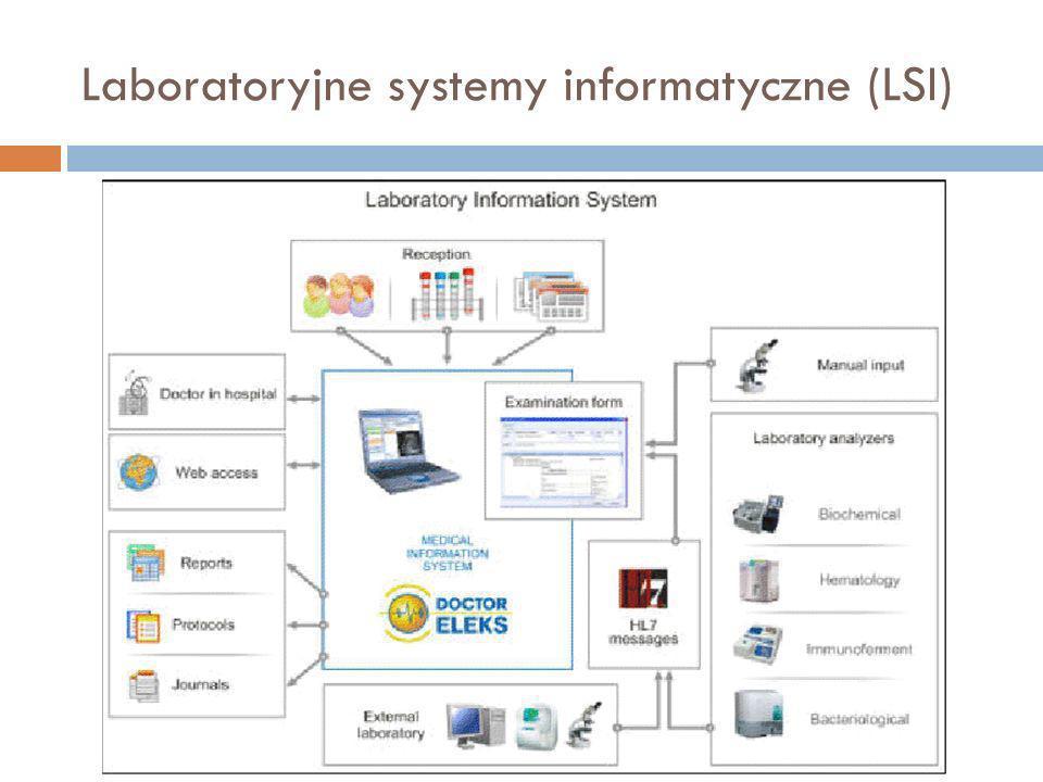 Laboratoryjne systemy informatyczne (LSI)
