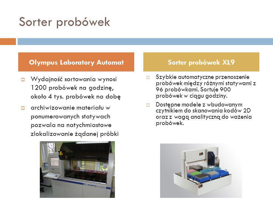 Olympus Laboratory Automat