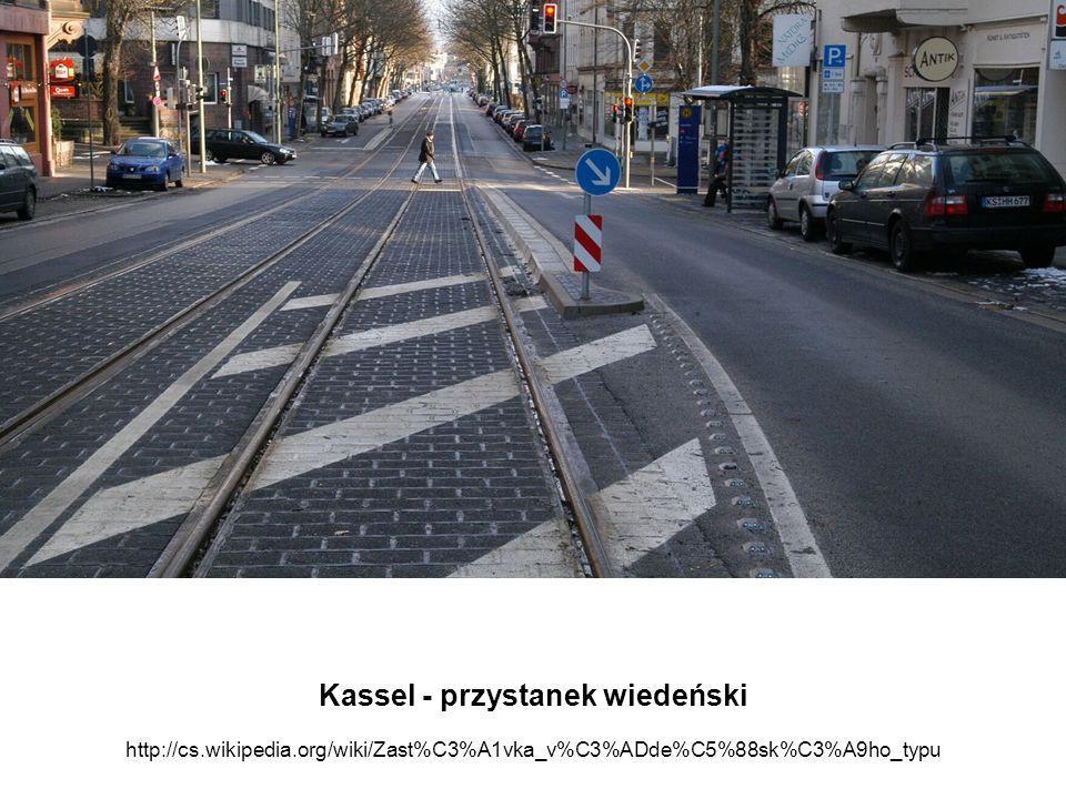 Kassel - przystanek wiedeński http://cs. wikipedia