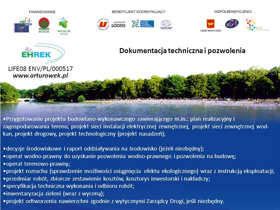 Dokumentacja techniczna i pozwolenia