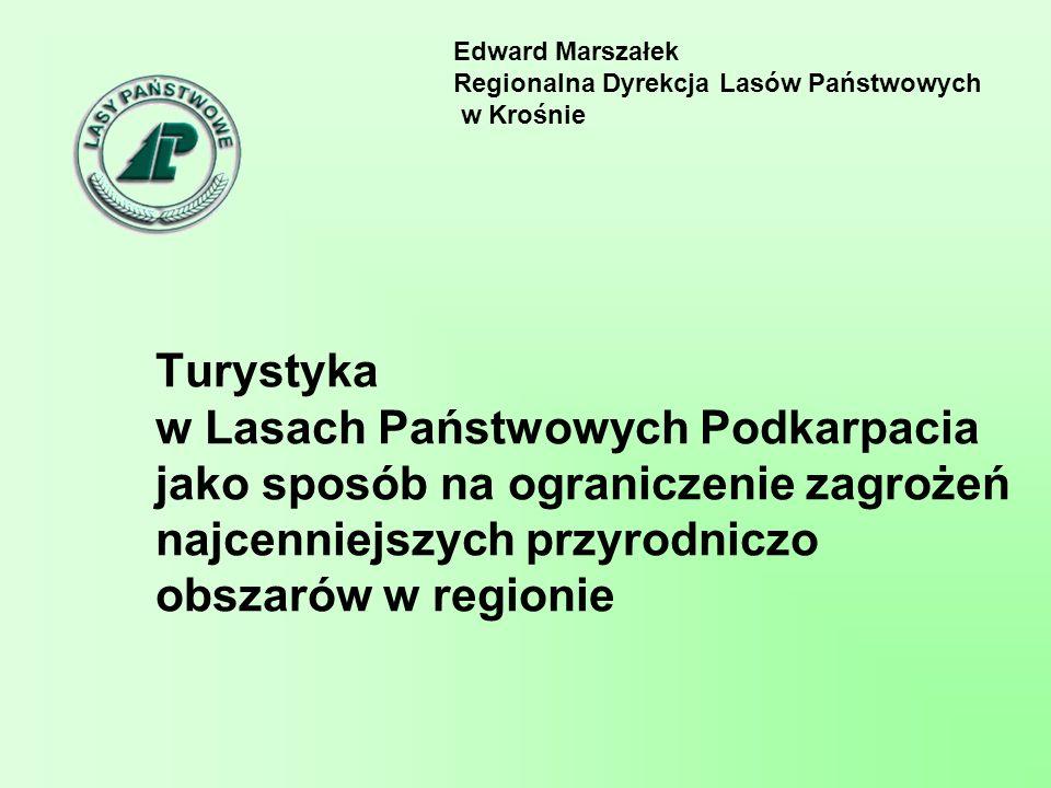 Edward Marszałek Regionalna Dyrekcja Lasów Państwowych