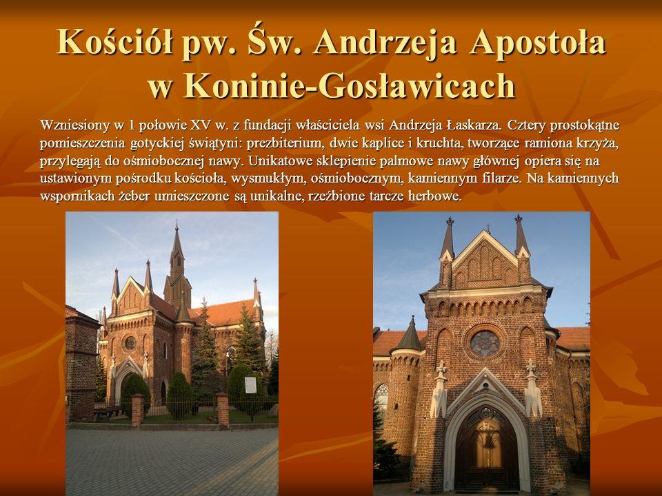 Kościół pw. Św. Andrzeja Apostoła w Koninie-Gosławicach