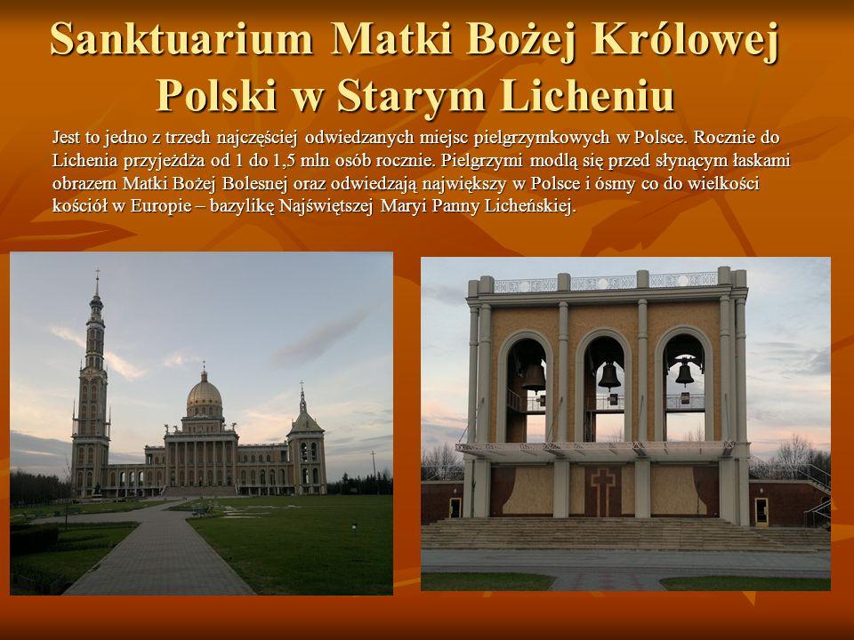 Sanktuarium Matki Bożej Królowej Polski w Starym Licheniu