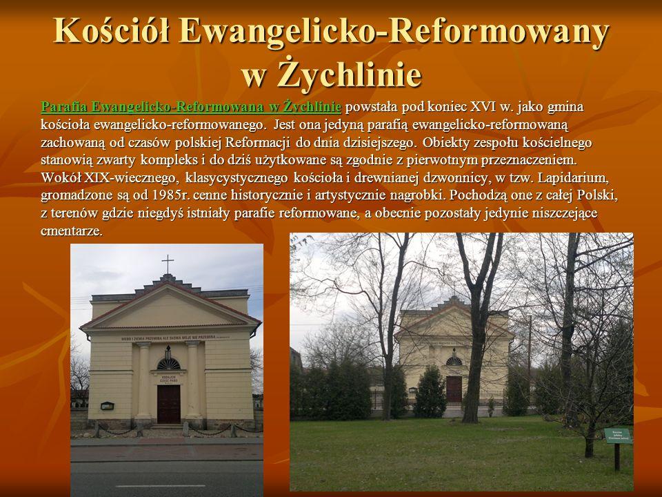 Kościół Ewangelicko-Reformowany w Żychlinie