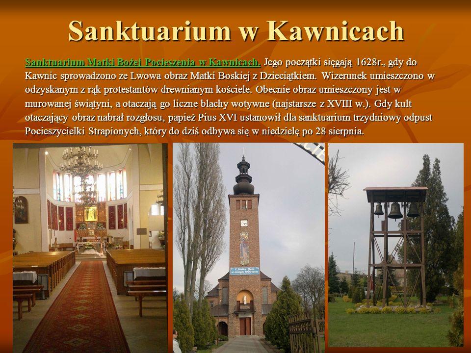 Sanktuarium w Kawnicach