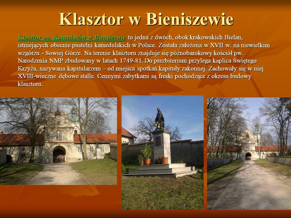 Klasztor w Bieniszewie