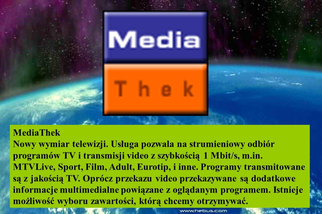 MediaThek Nowy wymiar telewizji