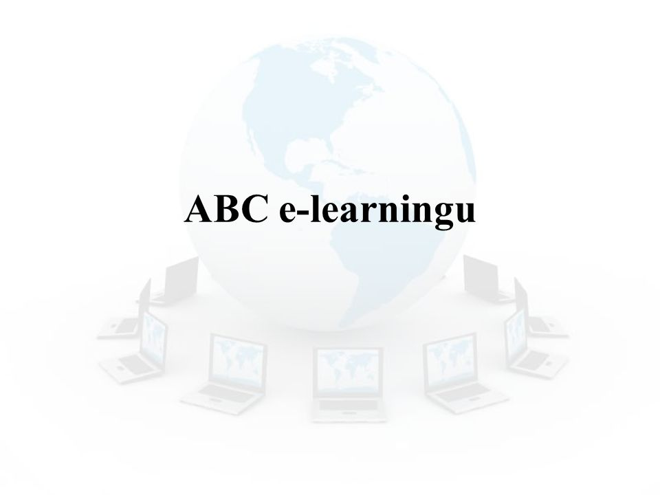 ABC e-learningu