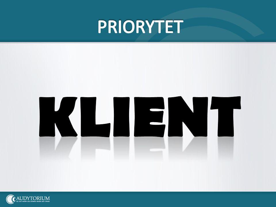 PRIORYTET KLIENT