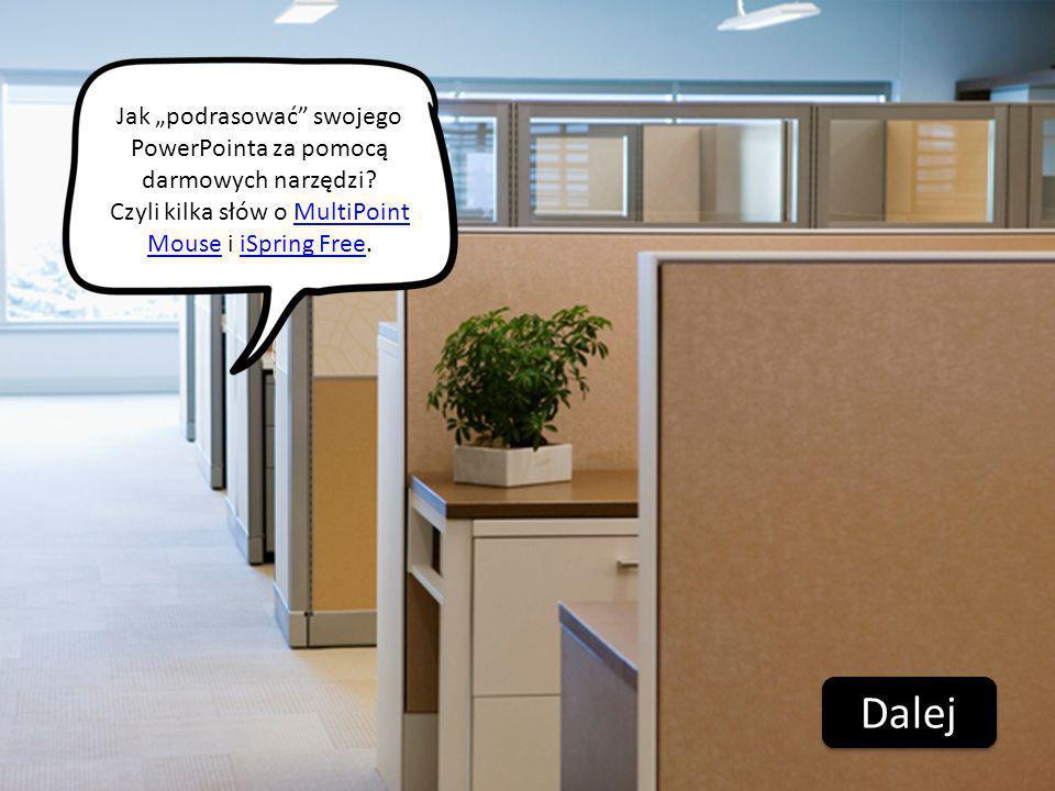 """Jak """"podrasować swojego PowerPointa za pomocą darmowych narzędzi"""