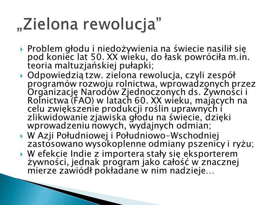 """""""Zielona rewolucja"""