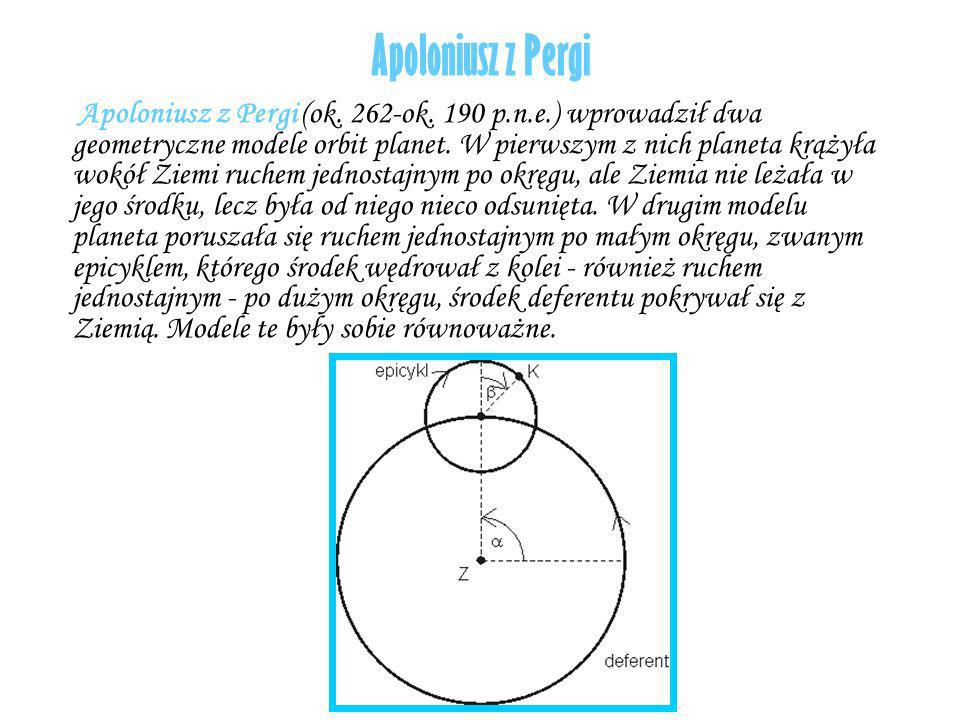 Apoloniusz z Pergi