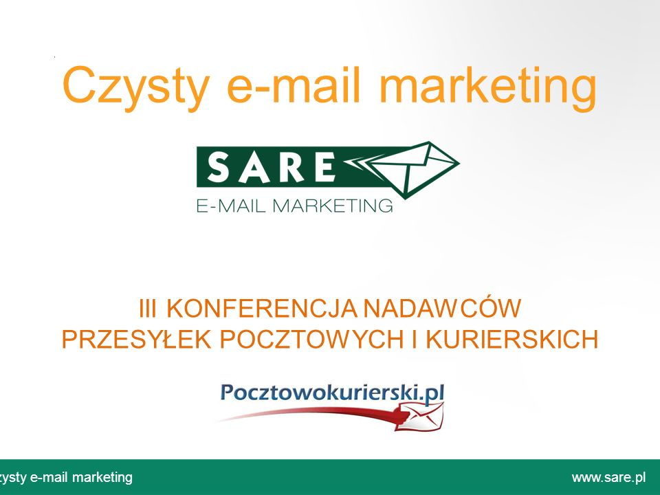 Czysty e-mail marketing