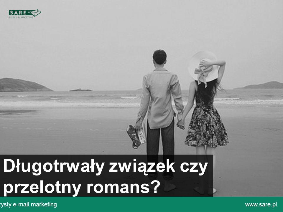 Długotrwały związek czy przelotny romans